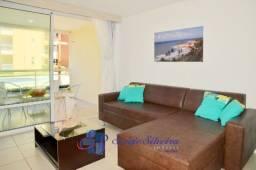Apartamento no Gran Sol no Porto das Dunas com 3 quartos