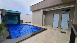 Esplêndida 3 suítes Alto padrão piscina sauna churrasqueira rua 12 condomínio