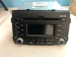 Rádio original Sorento funcionando 100%