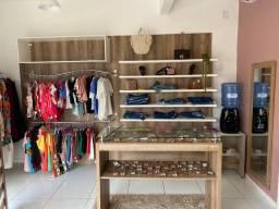 Passa-se loja de roupa feminina