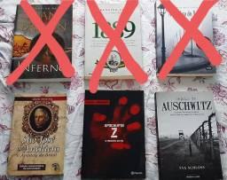 Livros - Diversos títulos