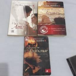 Livros de romances e romances eróticos
