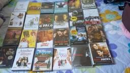 Coleção de dvd's de filmes nacionais