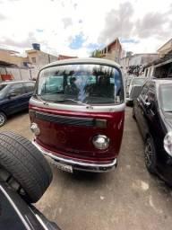 VW Kombi Standard 1990 Raridade