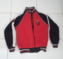 Jaqueta e camisa do Flamengo
