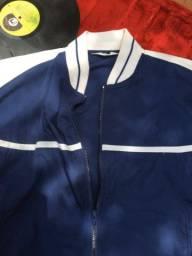 Camisa estilo jaqueta