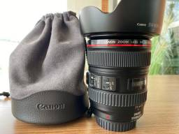 Lente EF Canon 24-105mm f4.0L IS UsM