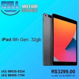 IPad 8th Gen. 32GB! Promoção!