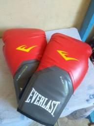 Vendo luva de boxe da Everlast