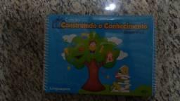 Material pedagógico construindo o conhecimento- educação infantil e alfabetização