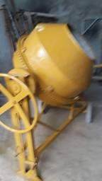 Betoneira csm 400l 110/220v