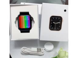 Smartwatch Iwo W46 Tela Infinita a Prova D'água IP68 Android e IOS