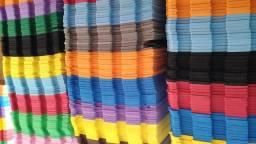 Tatames 50x50 R$ 10,00
