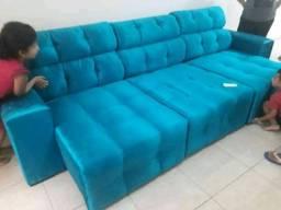Sofa retratil e reclinavel promoçao aproveite e pegue o seu