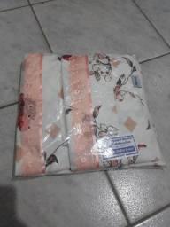 Vendo 1 lençol com elástico