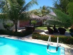 CS-230 | Casa | 10 suítes | com piscina | próximo ao mar -Morro Branco - Beberibe -CE