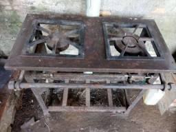 Fogão Industrial 2 bocas