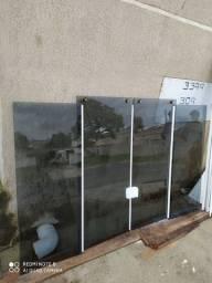 Torro janela blindex fumê medindo 1.50x1.01 completa