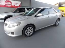 Toyota Corolla XLi 1.8 Automatico-Financiamos