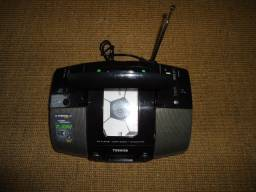Radio CD Portátil Toshiba