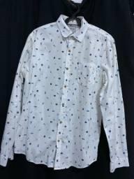 3 Camisas de botão (Aproveite)