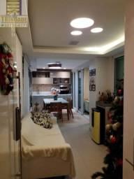 Apartamento Na Avenida dos Holandeses ,Todo Projetado ,3 Suítes ,Nascente