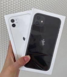 Iphone 11 64GB novo lacrado (Garantia Apple)