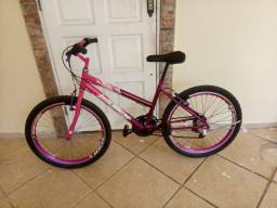 Bike Gilmex Aro 24 18 Marchas