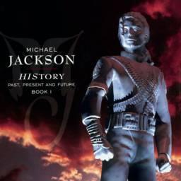 Vendo CD relíquia do Michael Jackson.. Book 1 & 2