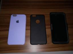 Vendo suporte e uma capa do iPhone6s plus