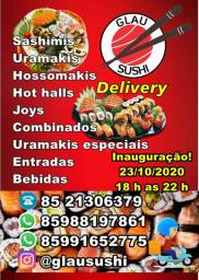 Glausushi Delivery