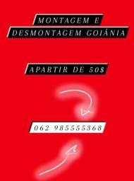 Casaco SERVIÇO DE MONTAGENS