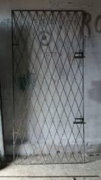 Portão xadrex 1.x2