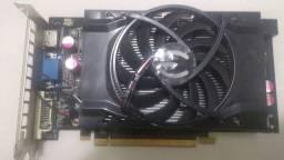 Gt 9800 1gb DDR3 não liga retirada de peças o cooler está ok v/t em informática e etc