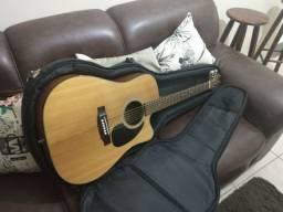 Violão Takamine eg230 novo com case