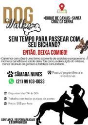 Trabalho como Dog Walker ( Passeador de cães)