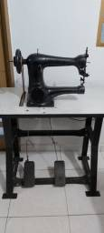 Maquina de costura singer esquerda usada