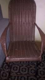 Cadeira balanco nova