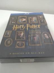 Box Blu Ray - Harry Potter ? 8 Filmes