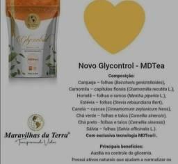 Chá Glycontrol MDTea para quem sofre com Diebetes