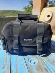 Camera Canon T7 + 18-55 + Case Canon