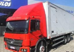 Caminhão MB2426  2013<br>R$ 218.000,00