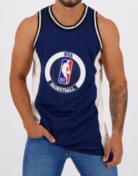 De R$179 por R$89 regatas basquete NBA original nova lacrada lançamento