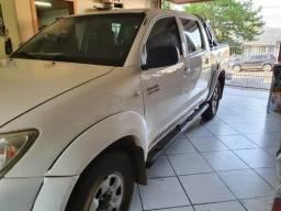 Toyota Hilux 2.5 cab. Dupla 4×4 4p