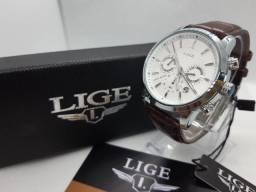 Relógio Lige (ENTREGA GRÁTIS) 100% Funcional