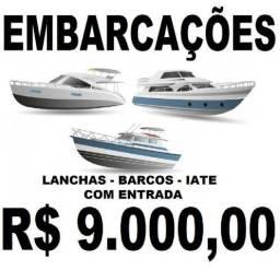 Barcos, Lanchas e Jet-Ski Parcelado