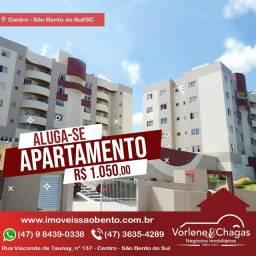 Alugo apartamento em São Bento do Sul