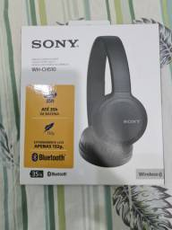 Headphone Bluetooth Sony, Preto - WH-CH510