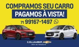 Compramos seu carro, avaliação online.