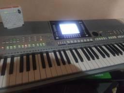 Vendo teclado psr s 710